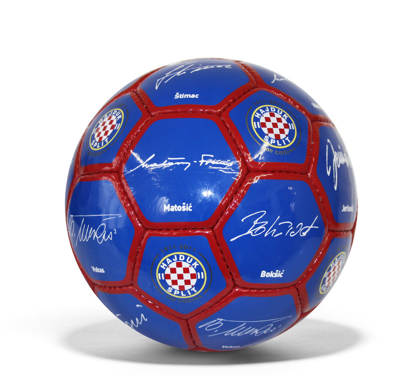 Hajduk Split_Autogrammball_badboyzballfabrik