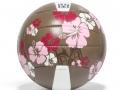 Hawaii_Volleyball_Braun Pink_badboyzballfabrik