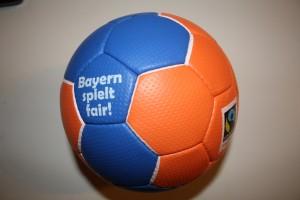 Handball Bayern spielt fair