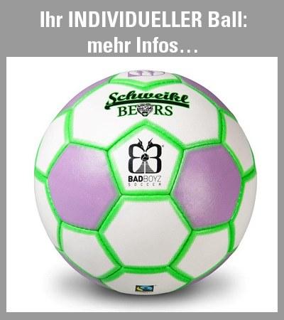 individueller Ball